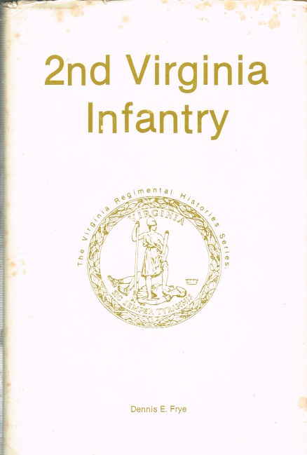 Image for 2ND VIRGINIA INFANTRY