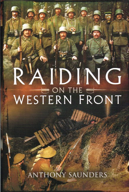 Image for RAIDING ON THE WESTERN FRONT