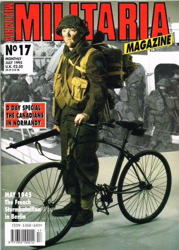 Image for MILITARIA MAGAZINE NO 17 : JULY 1995