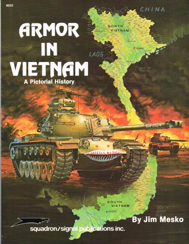 Image for ARMOR IN VIETNAM: A PICTORIAL HISTORY