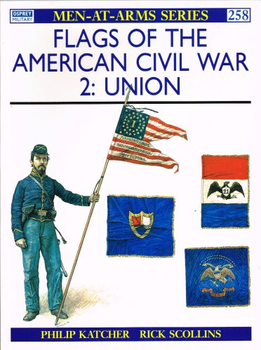 Image for FLAGS OF THE AMERICAN CIVIL WAR 2: UNION