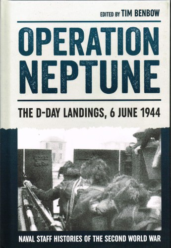 Image for OPERATION NEPTUNE: THE D-DAY LANDINGS, 6 JUNE 1944
