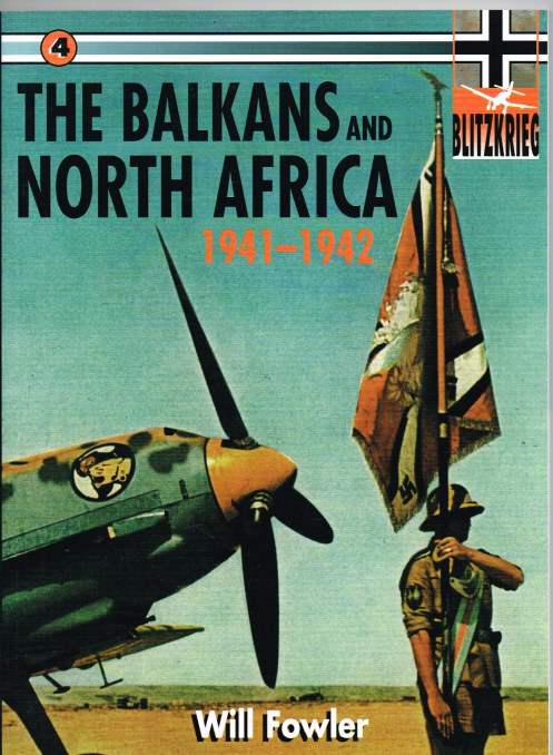 Image for BLITZKRIEG 4 : THE BALKANS AND NORTH AFRICA 1941-1942