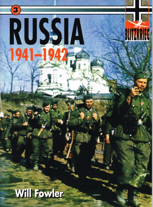 Image for BLITZKRIEG 3 : RUSSIA 1941-1942