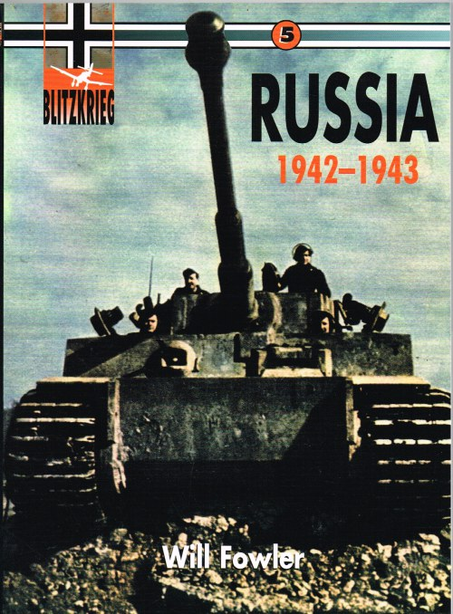 Image for BLITZKRIEG 5 : RUSSIA 1942-1943
