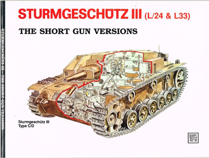 Image for STURMGESCHUTZ III (L/24 & L33) THE SHORT GUN VERSIONS