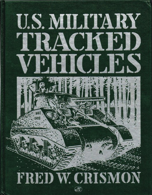 Image for US MILITARY TRACKED VEHICLES