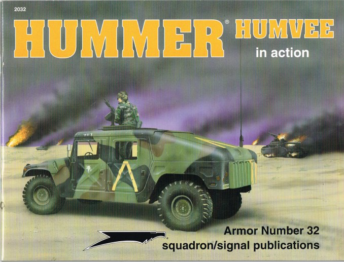 Image for HUMMER HUMVEE IN ACTION
