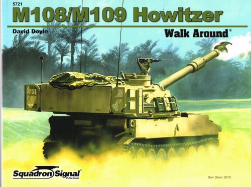 Image for M108/M109 HOWITZER WALK AROUND