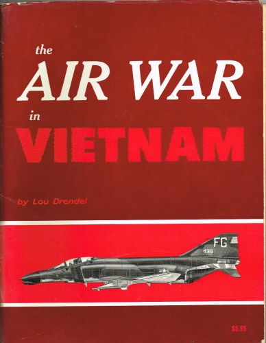 Image for THE AIR WAR IN VIETNAM
