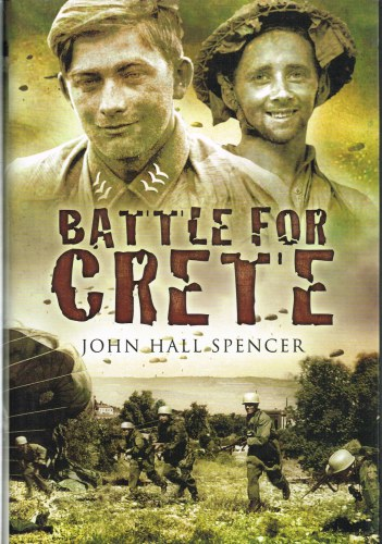 Image for BATTLE FOR CRETE