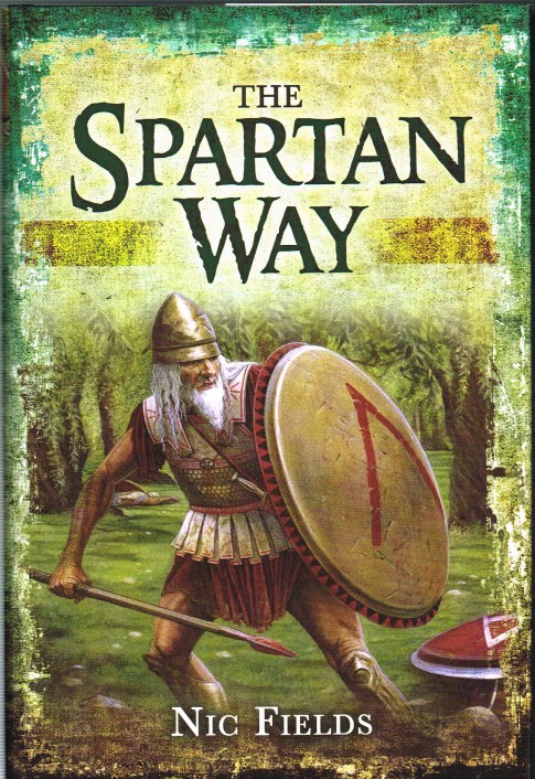 Image for THE SPARTAN WAY