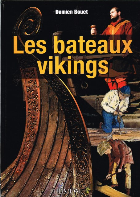 Image for LES BATEAUX VIKINGS (FRENCH TEXT)