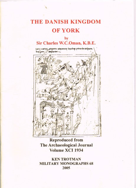 Image for THE DANISH KINGDOM OF YORK 876-954