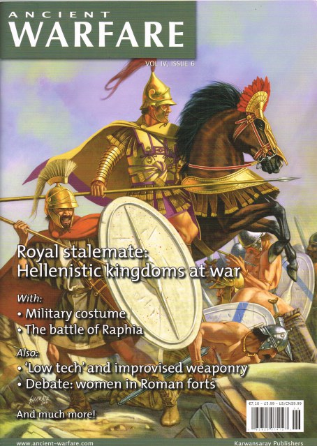 Image for ANCIENT WARFARE VOL IV, ISSUE 6