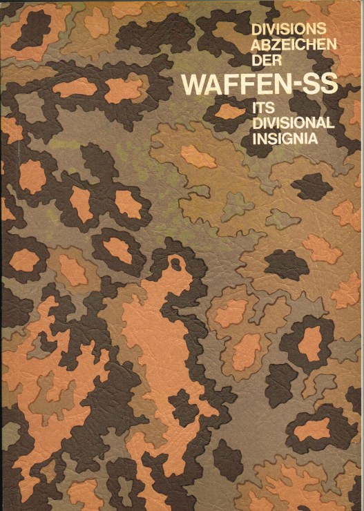 Image for WAFFEN SS ITS DIVISIONAL INSIGNIA / DIVISIONS ABZEICHEN DER WAFFEN-SS (ENGLISH / GERMAN TEXT)