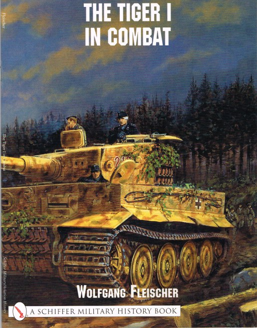 Image for THE TIGER I IN COMBAT