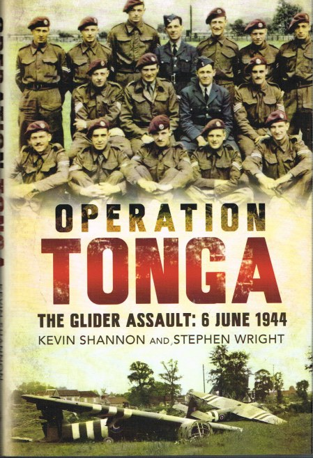 Image for OPERATION TONGA : THE GLIDER ASSAULT: 6 JUNE 1944