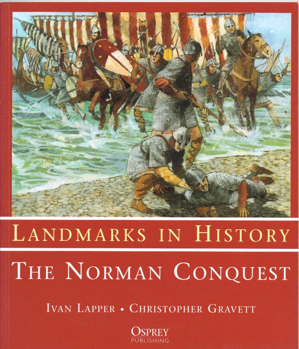 Image for LANDMARKS IN HISTORY : THE NORMAN CONQUEST