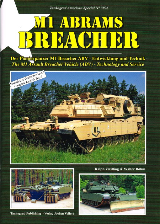 Image for M1 ABRAMS BREACHER - THE M1 ASSAULT BREACHER VEHICLE (ABV) - TECHNOLOGY AND SERVICE