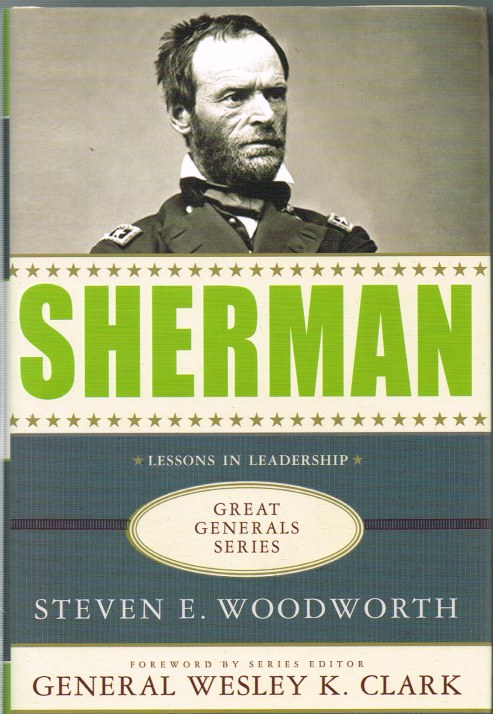 Image for SHERMAN : LESSONS IN LEADERSHIP