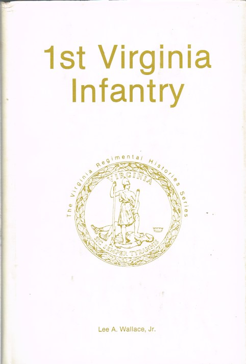 Image for 1ST VIRGINIA INFANTRY