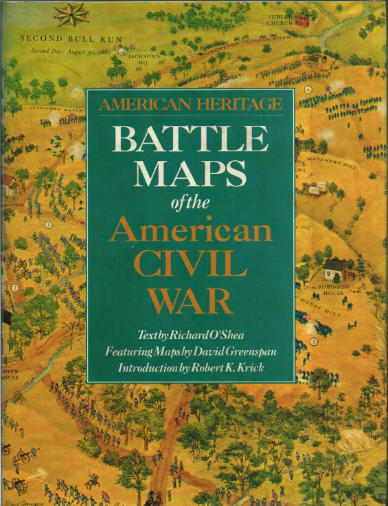 Image for BATTLE MAPS OF THE AMERICAN CIVIL WAR