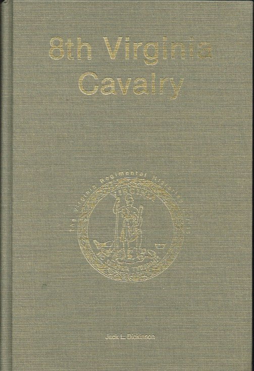 Image for 8TH VIRGINIA CAVALRY