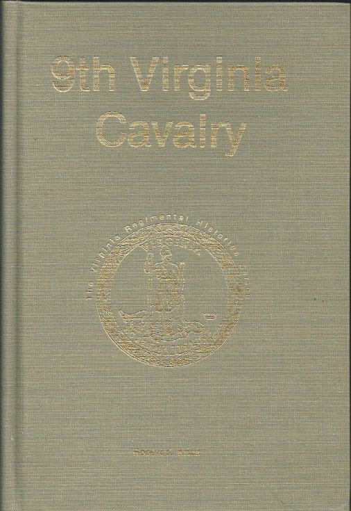 Image for 9TH VIRGINIA CAVALRY