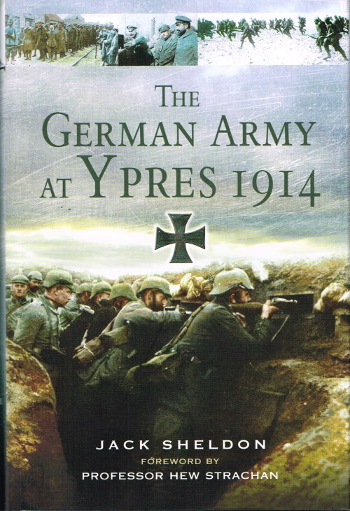 Image for THE GERMAN ARMY AT YPRES 1914