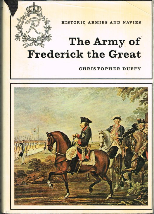 Image for THE ARMY OF FREDERICK THE GREAT