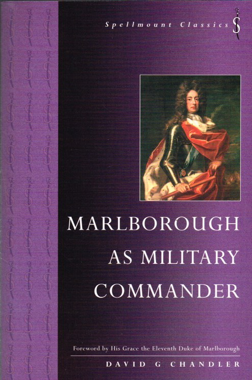 Image for MARLBOROUGH AS MILITARY COMMANDER