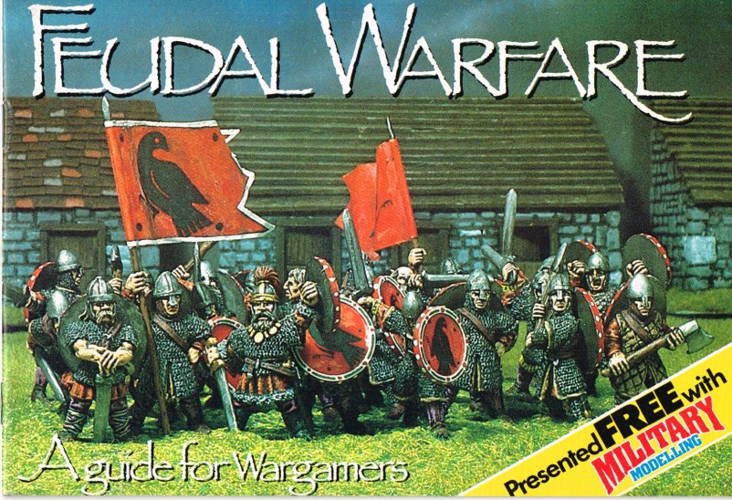 Image for FEUDAL WARFARE : A GUIDE FOR WARGAMERS