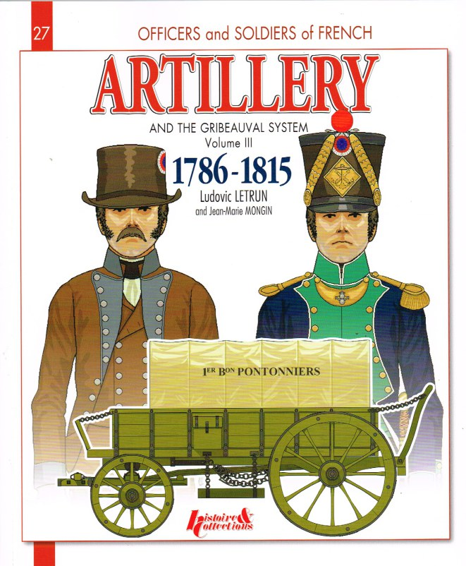 Image for ARTILLERY AND THE GRIBEAUVAL SYSTEM: VOLUME III