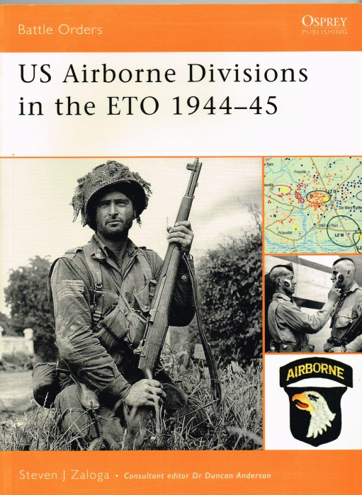 Image for US AIRBORNE DIVISIONS IN THE ETO 1944-45