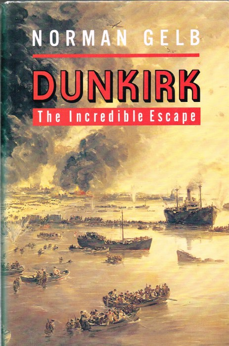 Image for DUNKIRK: THE INCREDIBLE ESCAPE