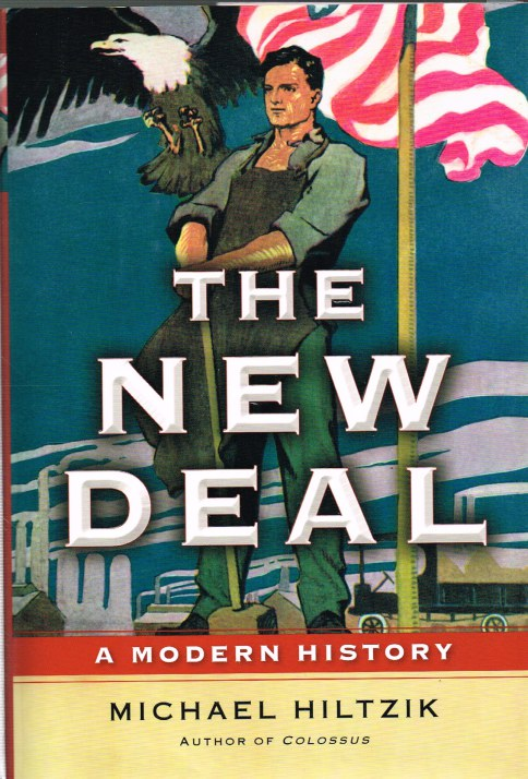 Image for THE NEW DEAL : A MODERN HISTORY