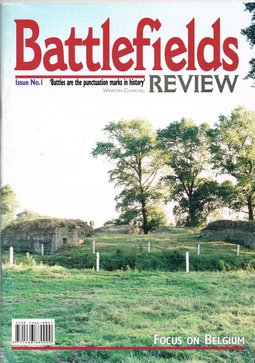 Image for BATTLEFIELDS REVIEW ISSUE NO.1