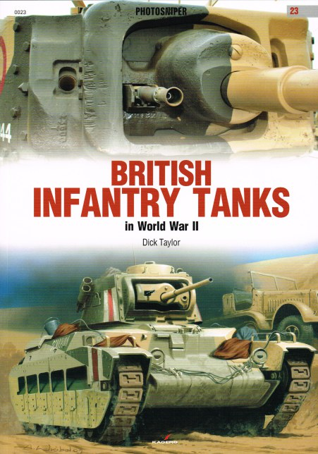 Image for BRITISH INFANTRY TANKS IN WORLD WAR II