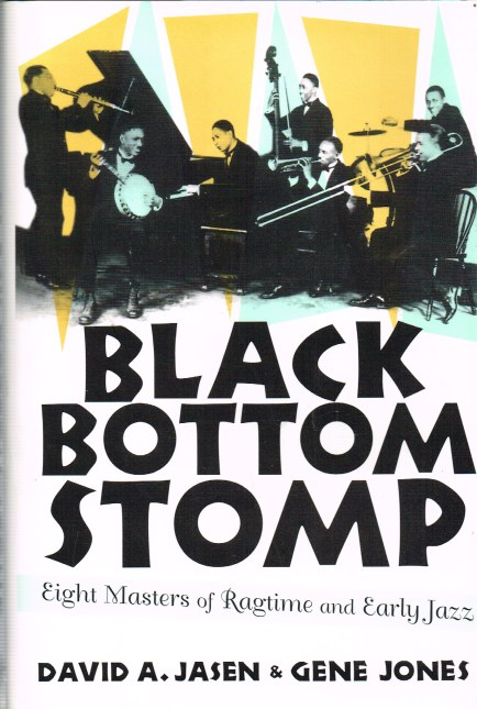 Image for BLACK BOTTOM STOMP: EIGHT MASTERS OF RAGTIME AND EARLY JAZZ