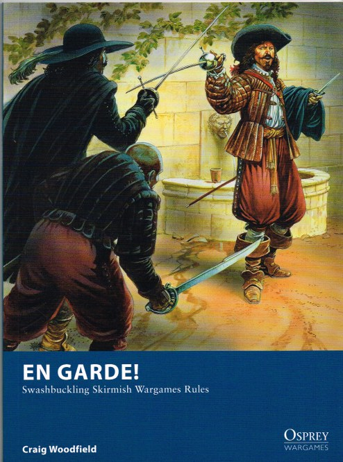 Image for EN GARDE! SWASHBUCKLING SKIRMISH WARGAMES RULES