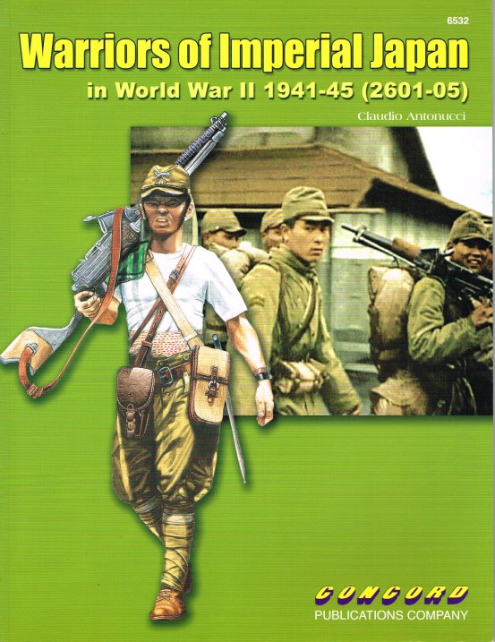 Image for WARRIORS OF IMPERIAL JAPAN IN WORLD WAR II 1941-45