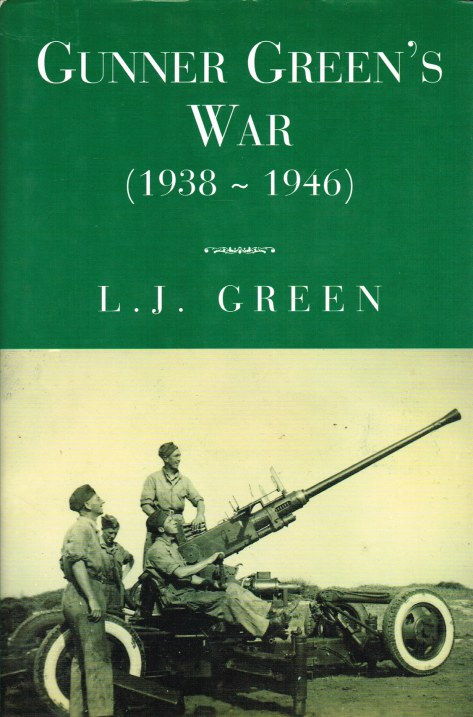 Image for GUNNER GREEN'S WAR (1938-1946)