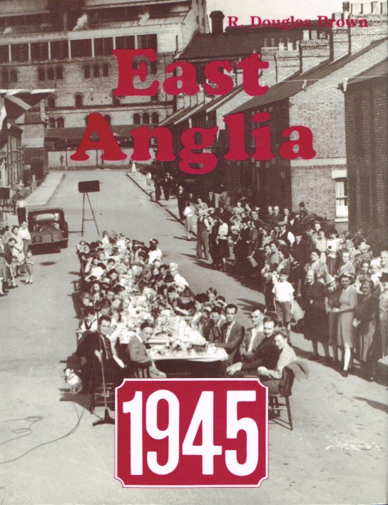 Image for EAST ANGLIA 1945
