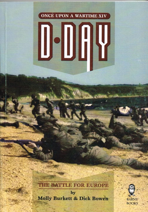 Image for D-DAY: THE BATTLE FOR EUROPE