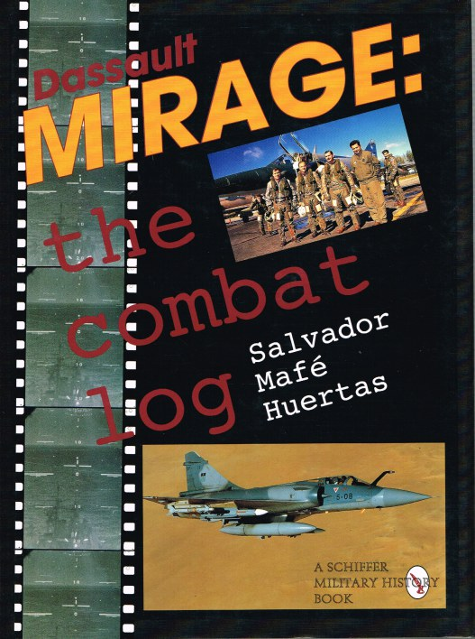 Image for DASSAULT MIRAGE: THE COMBAT LOG