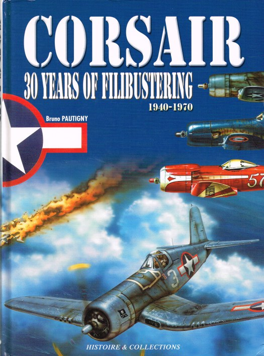 Image for CORSAIR: 30 YEARS OF FILIBUSTERING 1940-1970