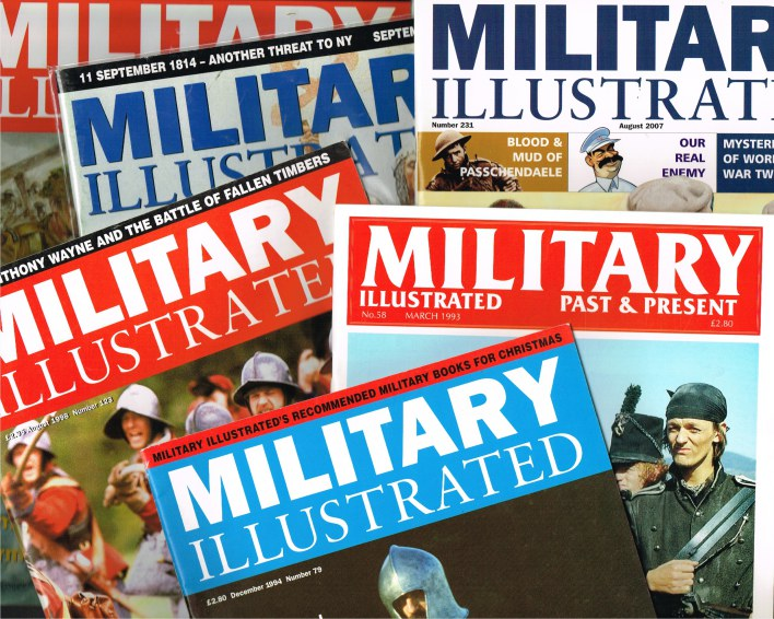 Image for MILITARY ILLUSTRATED: MAGAZINE (BACK ISSUES IN STOCK)