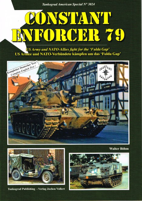 Image for CONSTANT ENFORCER 79: US ARMY AND NATO ALLIES FIGHT FOR THE 'FULDA GAP'
