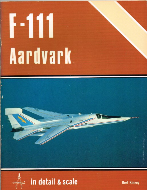 Image for DETAIL & SCALE : F-111 AARDVARK